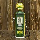 レトロなブリキのおもちゃ 【アメリカンオールドガスポンプ グリーン】