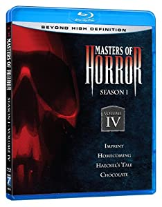 Masters of Horror - Season 1, Vol. 4 [Blu-ray]