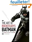 The Art of Rocksteady's Batman: Arkha...