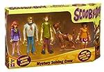Scooby Doo Mystery Solving Crew Figur...