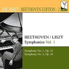 Idil Biret Beethoven Edition 2: Symphonies