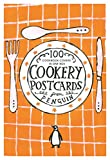 John Hamilton Cookery Postcards from Penguin: 100 Cookbook Covers in One Box