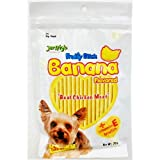 JerHigh Fruity Banana Stick Dog Treats, 70 G