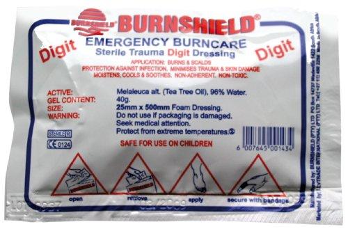Burnshield Strip Limb Burn Dressing 5 X 100cm (sterile And Individually Wrapped)