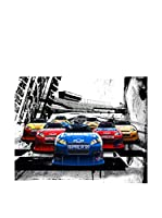 Legendarte Lienzo Cars Racing