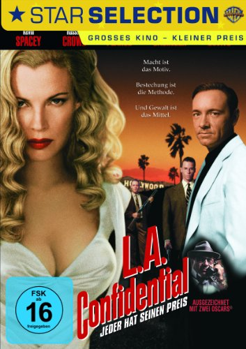 L.A. Confidential [DVD] [Import]