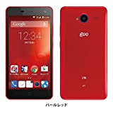 ZTE SIMフリースマートフォン g01 ZTE Blade L3(パールレッド) K-410(G01)-R