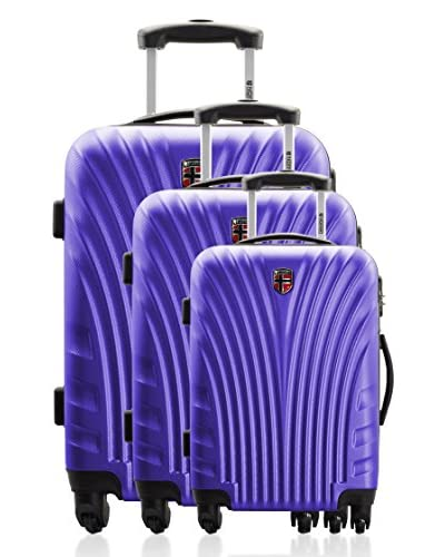 Geographical Norway Set, 3-teilig Trolley Springfield