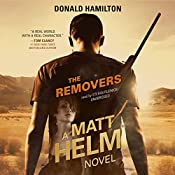 The Removers: Matt Helm, Book 3 | Donald Hamilton