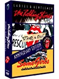 The Rolling Stones - Anniversary Edition (3 Dvd)