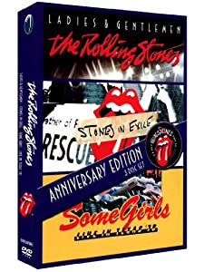 Ladies & Gentlemen / Stones In Exile / Some Girls: Live In Texas - Anniversary Edition [DVD] [2012] [NTSC]