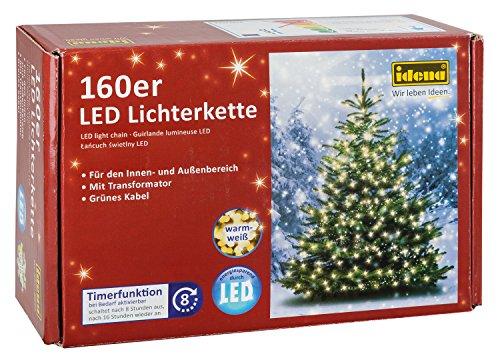 idena-led-lichterkette-160er-ca-2390-m-fur-innen-aussen-warm-weiss