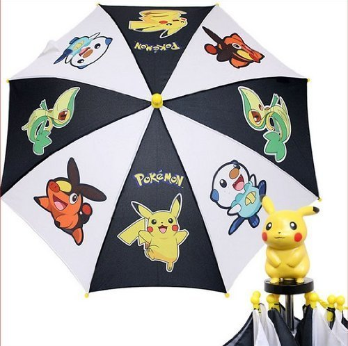 New Pokemon Kids Umbrella