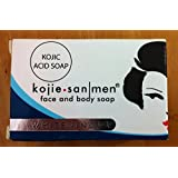 Kojie San Men Face And Body Whitening Soap For Men 135g
