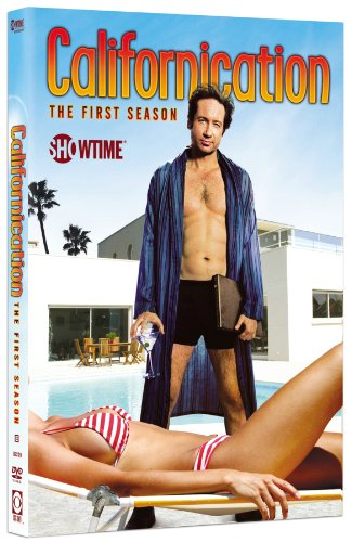 Californication - The First Season starring David Duchovny and Madeline Zima, Mr. Media Interviews