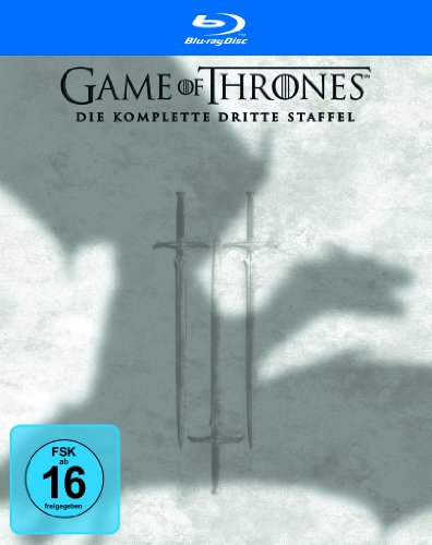Game of Thrones: Die komplette dritte Staffel [Blu-ray]