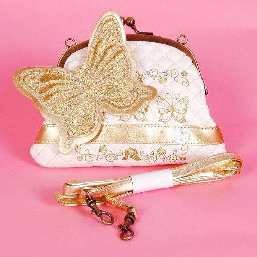 Hello Kitty Mini Tasche Schmetterling Damentasche