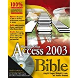 Access 2003 Bible ~ Cary N. Prague