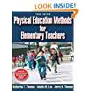 Physical Education Methods for Elementary Teachers-3rd Edition