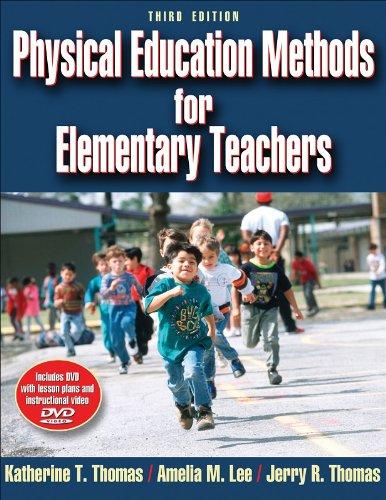 Physical Education Methods for Elementary Teachers-3rd...