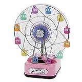 Ferris Caja De Música De La Rueda - De Color Rosa