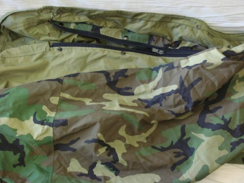 US Military Surplus Bivy Sleeping Bag Cover Gore Tex