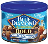 Blue Diamond Almonds Salt N Vinegar 3 PACK