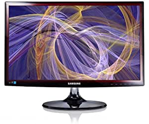 Samsung S24B350HS LED 60,96 cm (24 Zoll) Wide Screen TFT-Monitor Energieeffizienzklasse B (HDMI, VGA, 2ms Reaktionszeit) schwarz