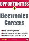 img - for Opportunities in Electronics Careers (Opportunities In...Series) book / textbook / text book
