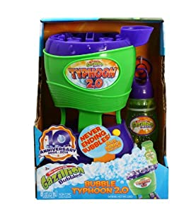 Gazillion Bubble Typhoon 2.0 Garden Toy