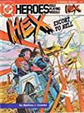 img - for Hex: Escort to hell (DC Heroes role playing module) book / textbook / text book