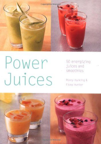 Power Juices: 50 Energizing Juices and Smoothies (Pyramid Paperbacks) (Power Cooker Re compare prices)