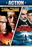 Hunt for Red October & Sum of All Fears [DVD] [Region 1] [US Import] [NTSC]