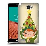 Head Case Designs Elfe Jolly Bäume Ruckseite Hülle für