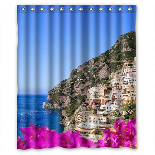 "Sale alerts for Malcolm-Fashion Charming sky Beautiful Scenery Shower Curtain Measure 60""(w)*72""(h) - Covvet"