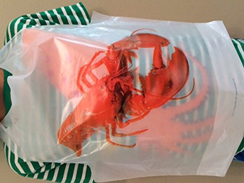 12 Pack Disposable Lobster Bibs