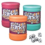 Farkle Dice Game in Shaker style cup