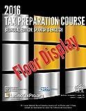 2016 Tax Preparation Course: Sample: Bilingual Edition: Spanish & English Volume I