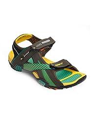 Sparx Men Sandals ( SS-433-OLIVE )