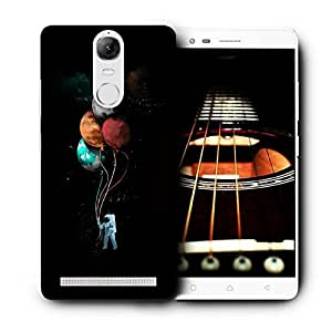 Snoogg Astronaut With Balloons Designer Protective Back Case Cover For LENOVO K5 VIBE