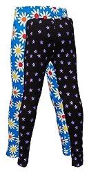 Little Stars Girls' Cotton Regular Fit Leggings- Pack of 2 (Po2Gpl_3221_28, Multi-Colour, 7-8 Years)
