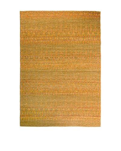 Navaei & Co Tappeto Intrecciato Saari Silk Multicolore 190 x 130 cm