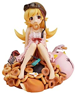 Good Smile Bakemonogatari: Shinobu Oshino PVC Figure (1:8 Scale)