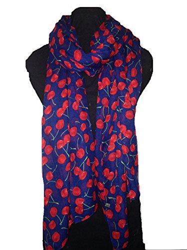 navy-blue-cherry-scarf-lovely-soft-scarf