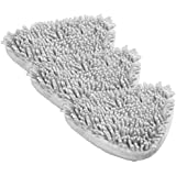 Detergent Steam Mop HDSM4001 Replacement Coral Pads - 3 Pack