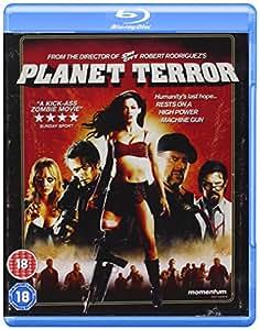 Planet Terror [Blu-ray] [Reino Unido]