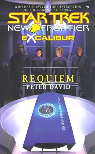 Requiem: Excalibur #1: Requiem Bk. 1 (Star Trek: The Next Generation) (Excalibur Class compare prices)