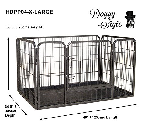 doggy-style-heavy-duty-whelping-pen-with-abs-tray-4-sizes-puppy-playpen-play-pens-extra-large