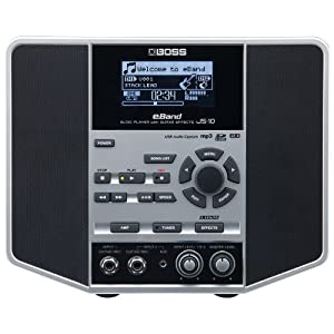 Boss eBand JS-10 Audio Player and Trainer