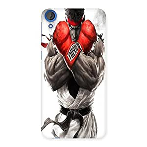 Ajay Enterprises Ru Back Case Cover for HTC Desire 820s